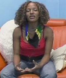 Latoya in the Diary Room
