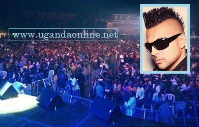 The crowd at Lugogo is massive