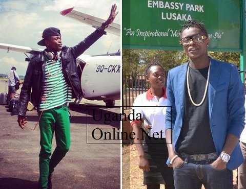 Jose Chameleone is now in Lusaka