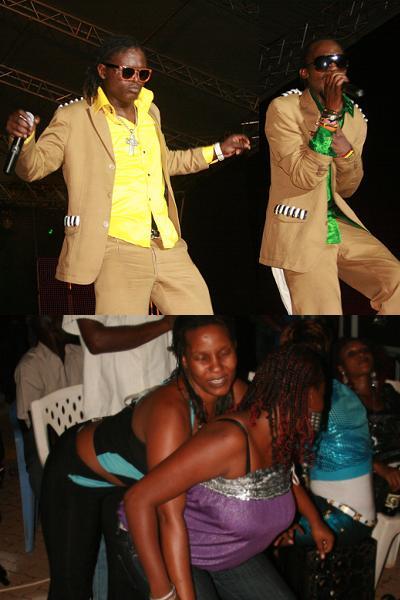 Ngenda Maaso Album Launch