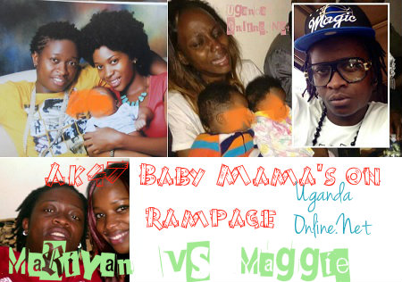 The late AK47 baby mama's are at it...