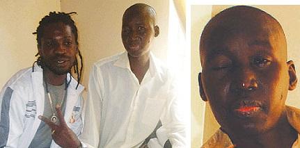Bobi Wine and Fred Maiso(RIP)