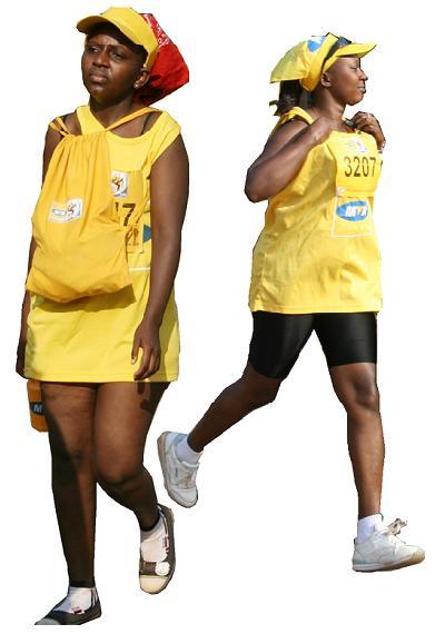 Marathon Babes