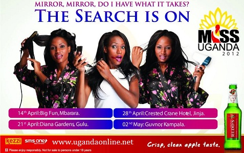 Miss Uganda 2012 search kicks off