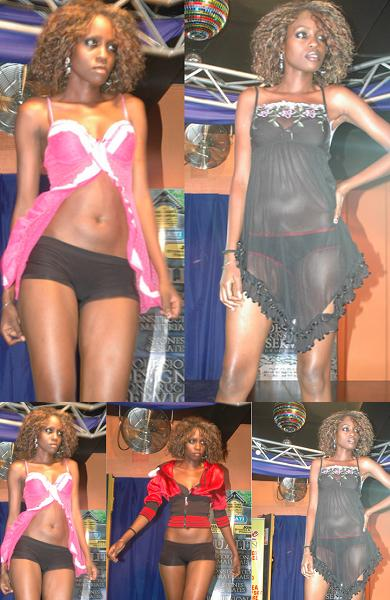 Mix and Match Lingerie