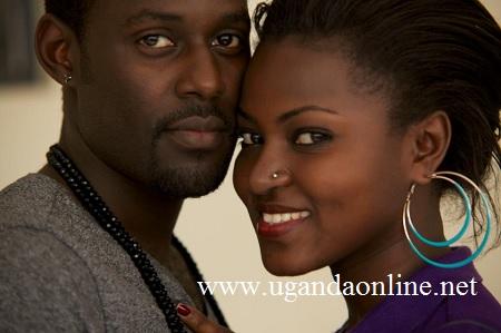 Maurice Kirya and Jemimah Kyazze