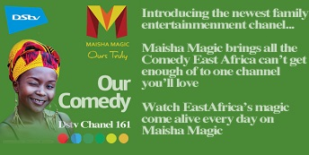 Maisha Magic brings all the comedy to one channel