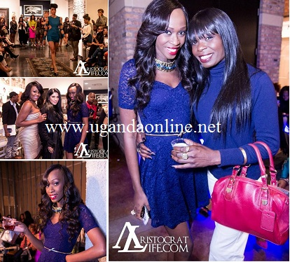 More Judith Heard Clothing line Launch Pics