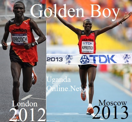 Golden Kiprotich