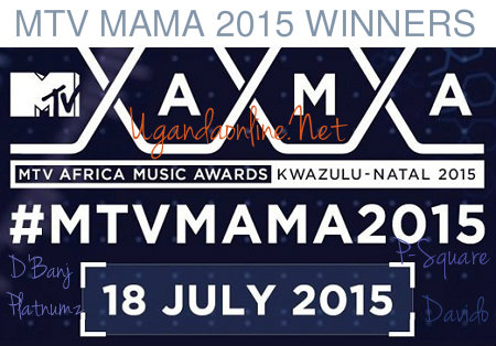 MTV MAMA 2015 winners