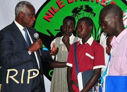 Dr. James Mulwana Dies at 76