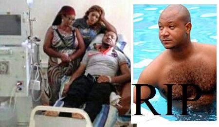Nigerian actor Muna Obiekwe dead