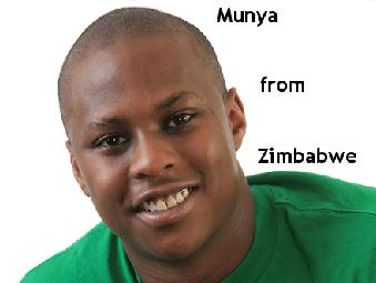 Zimbabwe Housemate, Munya