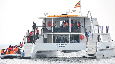 MV Amani Portbell will be used during the boat cruise
