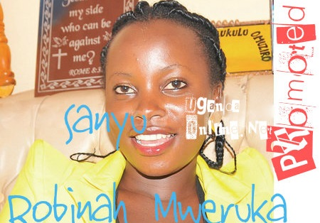 Sanyu Robinah Mweruka promoted