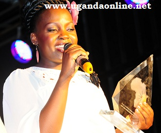 Iryn's Birowoozo was Best R&B Single, Best Female Artiste 2011, Biroowozo took the Album of the Year, and to crown it all, she was the Artiste of the year 2011.