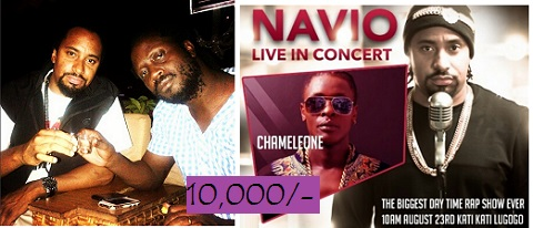 Navio live in concert