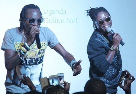 Radio and Weasel rock their fans