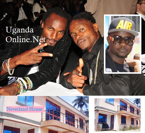 Radio and Weasel secure order to evit Jeff Kiwa from their Neverland House