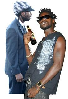 Bebe Cool and Bobi Wine are at it again