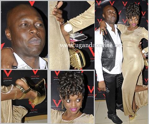 Prince Kareem and Tracy Bora @ Venom