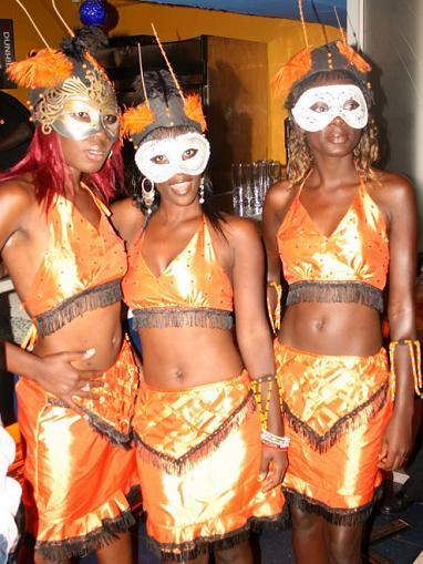 Kampala Carnival Babes