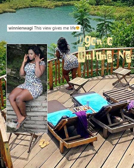 That view gives Winnie Nwagi life