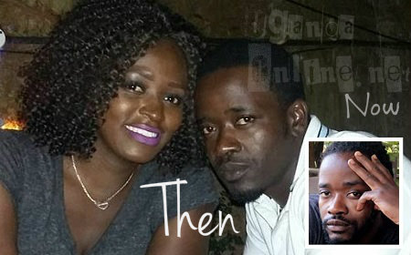 Nwagi and Josh back then...