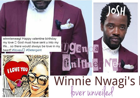 Joshua Rukundo aka Josh is Nwagi's secret lover