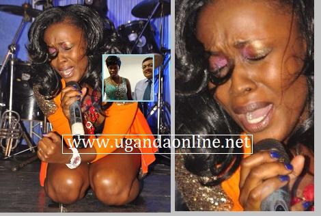 Grace Nakimera sings Nkwagala Kuffa