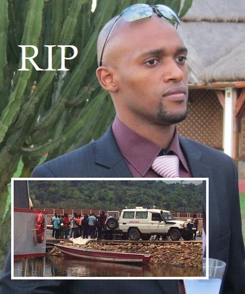 Olavi Matovu drowned in Lake Victoria over the weekend