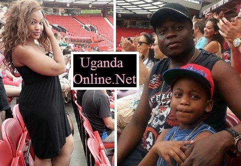 Zari, Ivan and their last born watching over the two boys