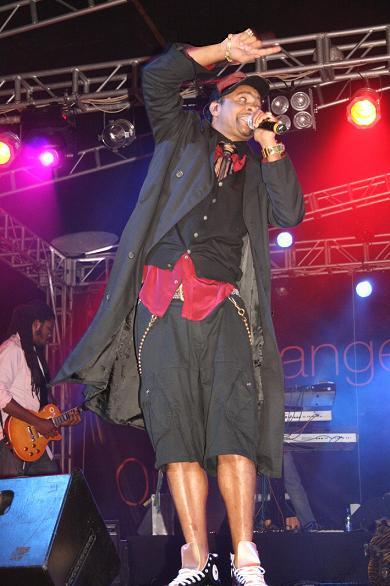 Shaggy at Lugogo(23.May.2009)