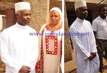 Omulangira Ssuuna converts to Islam