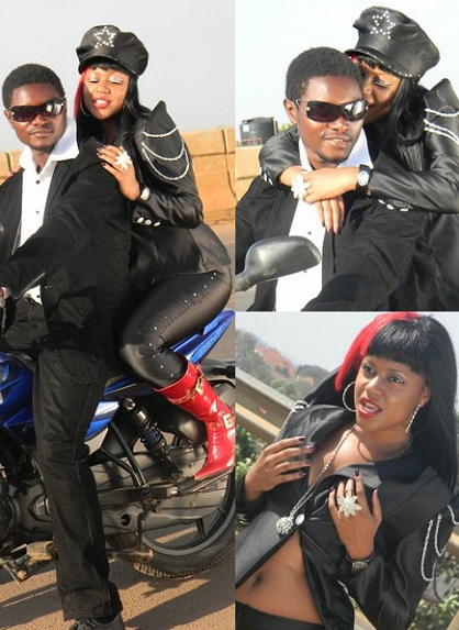 Zuena Shooting Owa Boda Video