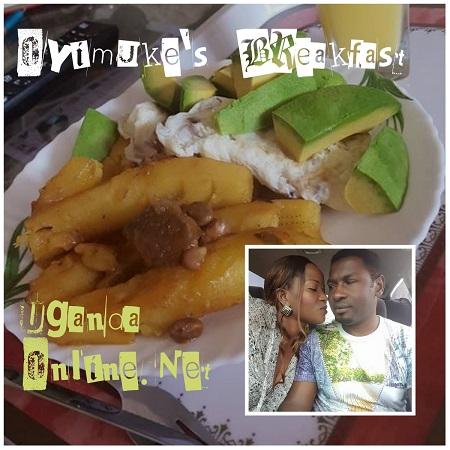 Charles Oyimuke's Uglish breakfast