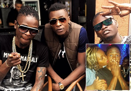 Weasel, Chameleone, Pallaso. Inset is Weasel and their sister