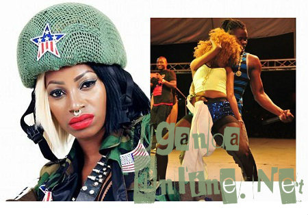 Sheebah and Pallaso at war