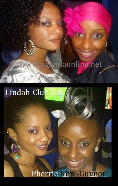 Club Silk's PRO Linda and Guvnor PRO Pherrie Kim