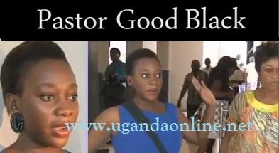 Bad Black now Pastor Good Black