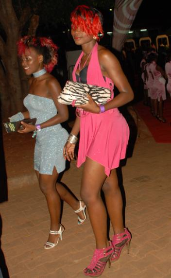 Babes at UMA Show Grounds
