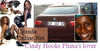 Cindy Hooks Phina's Lover