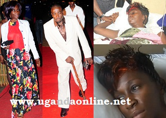Sophie Gombya admitted after stomach complications