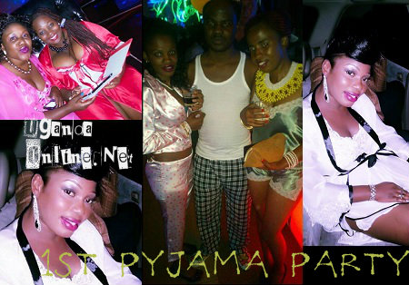 Club Venom hosts first Pyjama Party