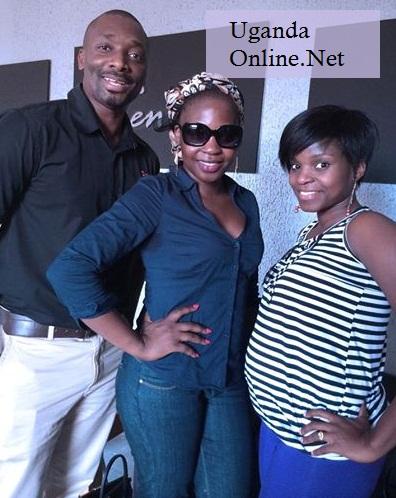 Matthew, Iryn and Pregnant Eleanor