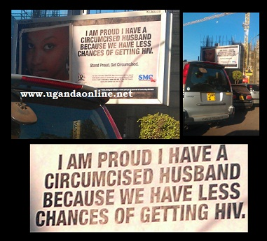 She's got less chances of getting HIV???