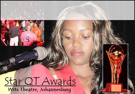 Star QT Awards winers