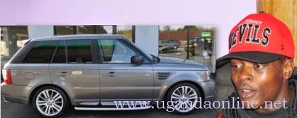 Jose Chameleojne buys a Range Rover Sport