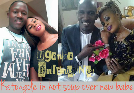 Katongole in hot soup over new babe