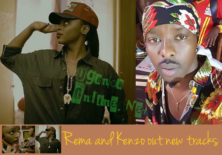 Rema an Kenzo out new songs for 2017
